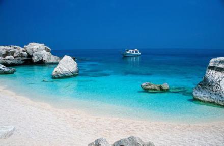 Beach / Cala Mariolu