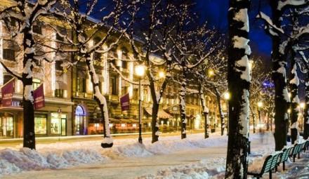 Отмечаем Новый год в России как Рождество в Европе